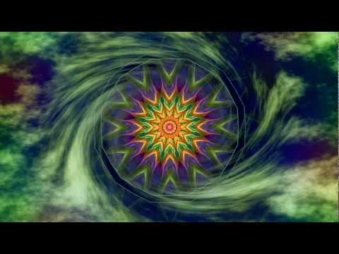 Video Mandala. Angelight. HD. (Relax Video by Atua)
