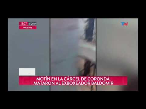 Insólito: TN mató al Tata Baldomir