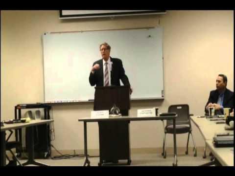 Joe Arvin at DuPage County Workforce Board