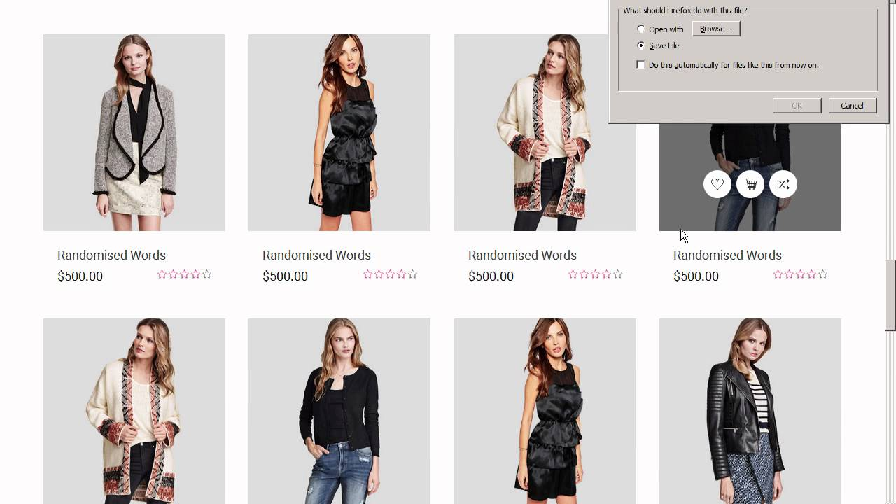 Shopick - eCommerce Responsive Bootstrap Template - Site Templates ...