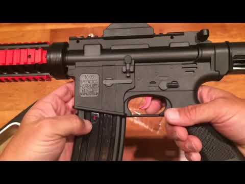 AR GUN CONTROLLER AND GAME!!