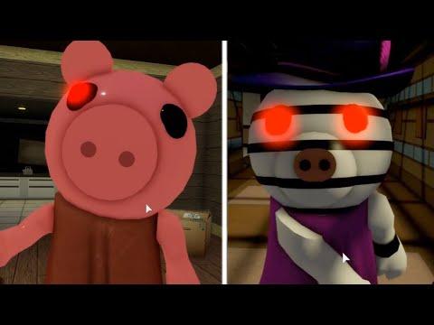 ROBLOX PIGGY PIGGY vs ZIZZY - Roblox Piggy Book 2