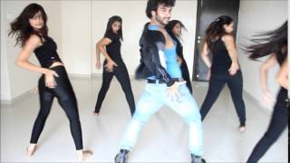 Lovely Happy new year (Learn Dance steps) Devesh Mirchandani