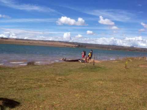 Lagoa Formosa em Planaltina Goiás