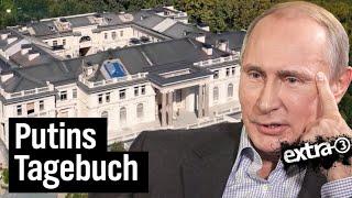 Putins Tagebuch – Nawalny im Knast, Putin im Palast