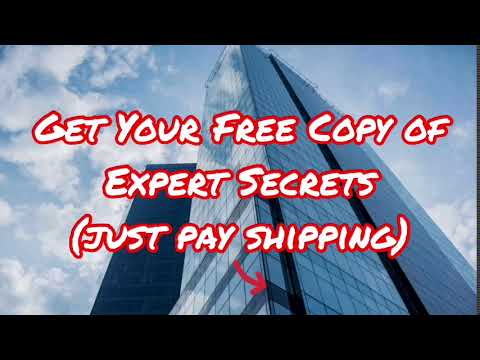Get Your Free Copy of Russell Brunson's (Just Pay Shipping)