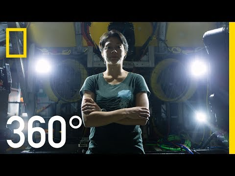 Deep Sea Exploration - 360 | Into Water