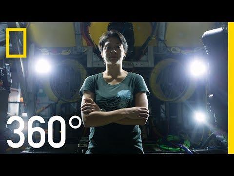 Deep Sea Exploration - 360 | Into Water