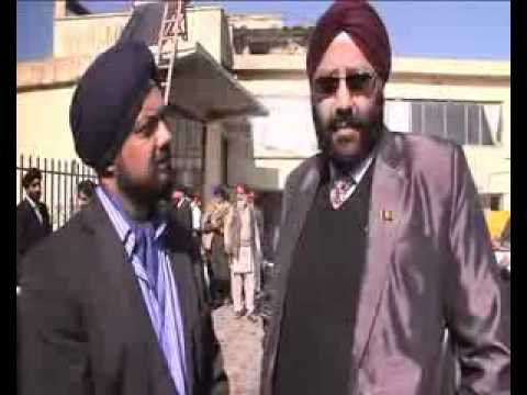 The Sikhs in Kabul