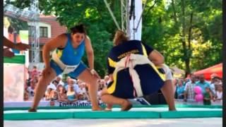 Марія Дрбоян - чемпіонка світу з боротьби сумо