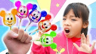 Kids Go to School Learn Colors with Finger Family Song! Kinderlieder Und Lernfarben