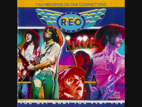 REO Speedwagon - Golden Country (Live - You Get What You Play For)