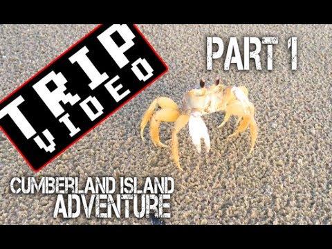 Part 1 of 3 Cumberland Island Adventure - Hammock Camping