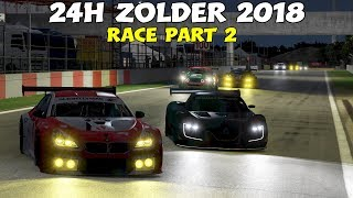 24H ZOLDER 2018 / Race Part 2 • GT • 24H SERIES 2018