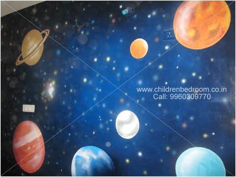 Nursery school wall painting artist in Pune Mumbai YouTube