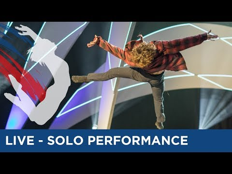 LIVE: Solo Performance Of Christoffer Collins From Sweden - Eurovision Young Dancers 2017