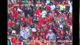 El increíble gol de Mineros de Zacatecas, en el relato de Ricardo Puig.