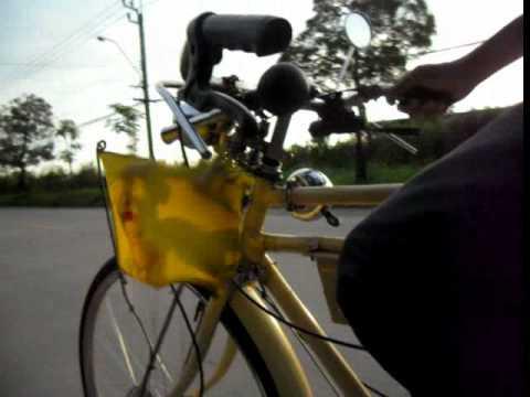 จักรยานติดเครื่อง  ออกทริป