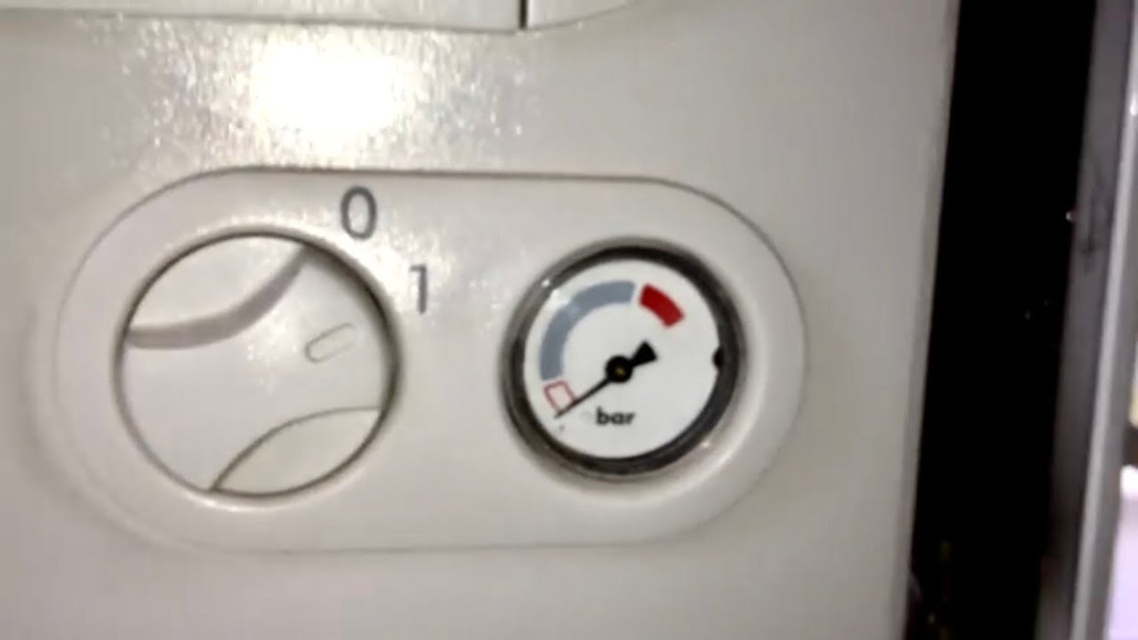 How to fix low pressure on Vaillant eco tech plus boiler. F75 ...