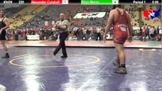 FSN 220: Alexander Cutshall (Aplington-Parkersburg) vs. Brian Moran (WOW)