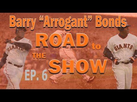 "Position Change? NOT HAPPENING! Barry ""Arrogant"" Bonds RTTS MLB The Show 17 EP.. 6 6"