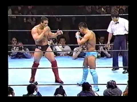 Ken Shamrock vs Kazuo Takahashi  Pancrase: Truth 1