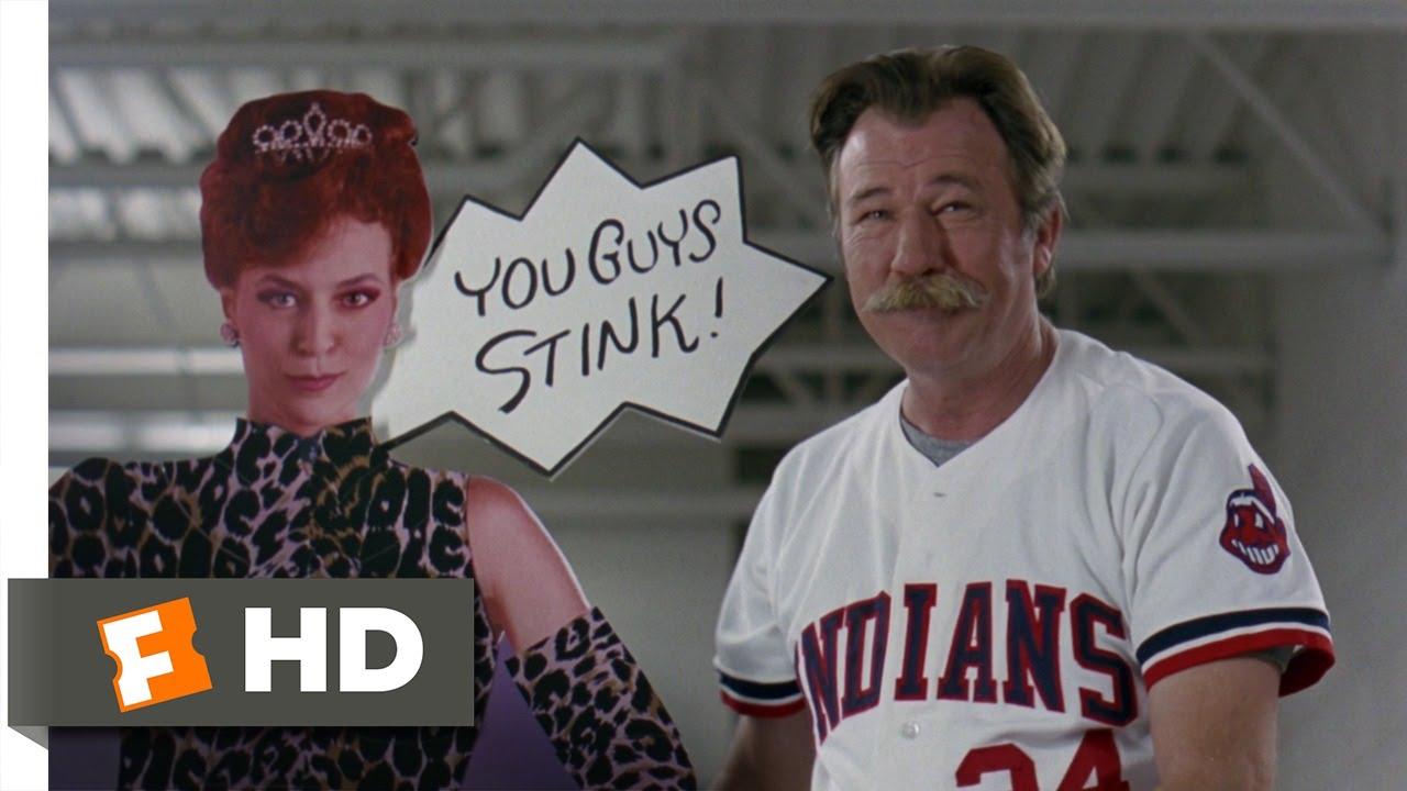 Major League (9/10) Movie CLIP - We're Contenders Now (1989) HD