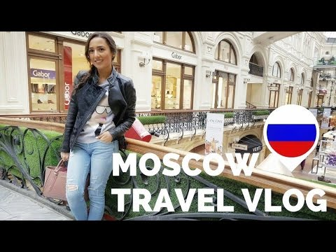 Moscow Travel VLOG