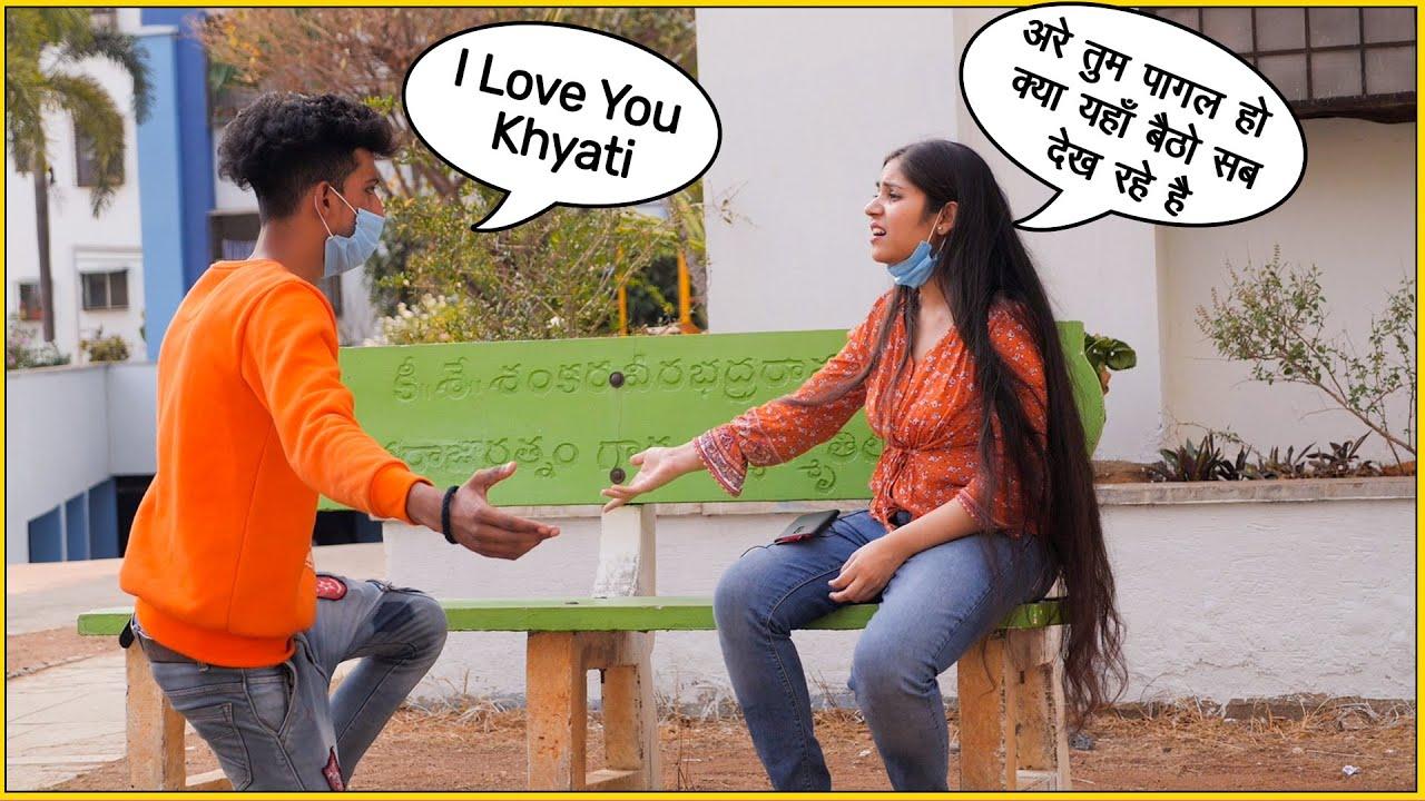 fan ने किया khyati को परेशान   The Prank Express