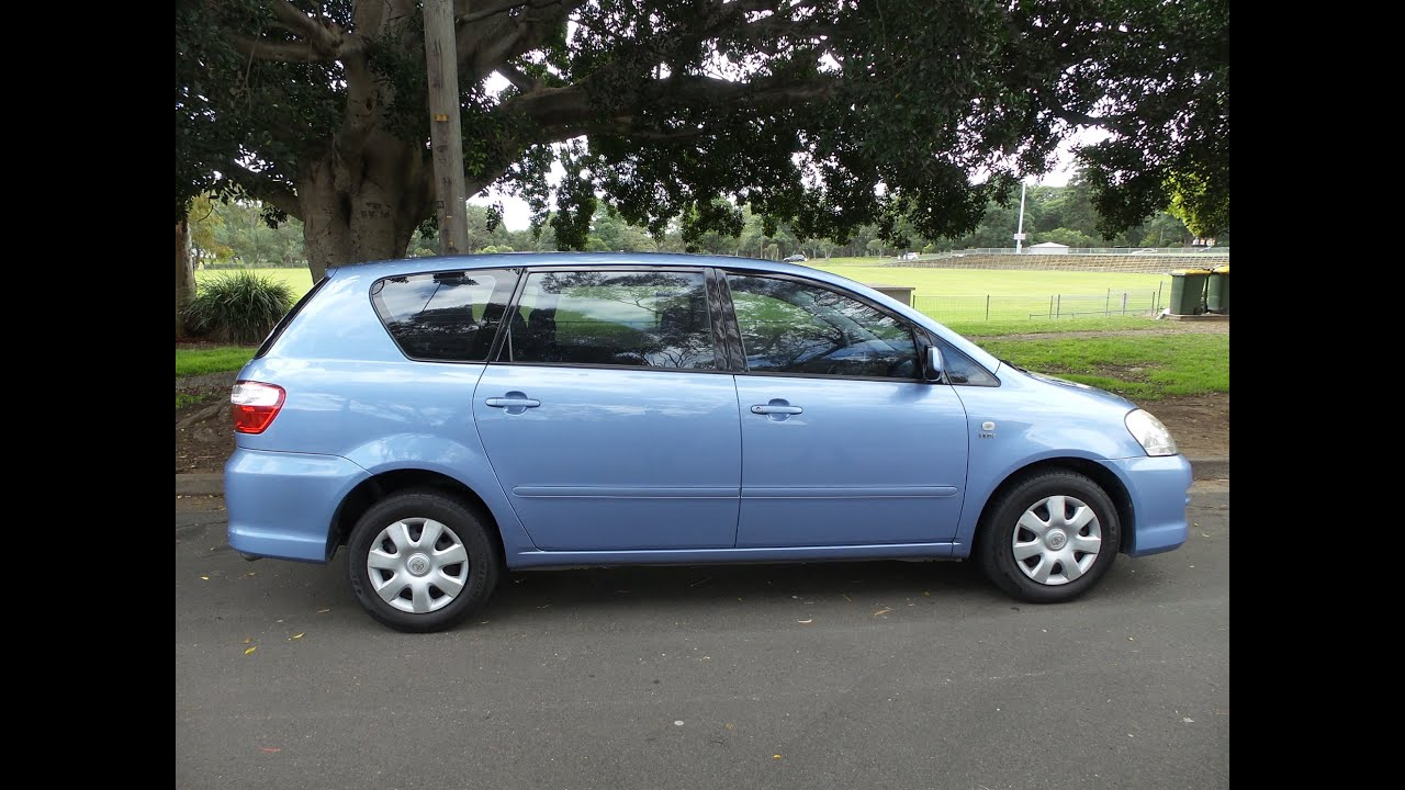 toyota avensis 7 seater with perfect log books youtube. Black Bedroom Furniture Sets. Home Design Ideas