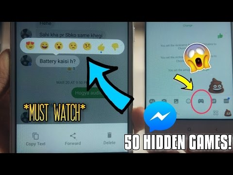 11 Cool New Facebook Messenger Tricks Everyone Should Know (2017)
