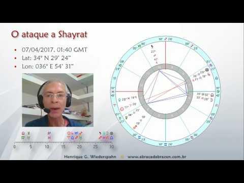 O ataque a Shayrat
