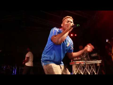 """OLAMIDE PERFORM NEW SINGLE """"OH BABY"""" AT REMINISCE STREET CONCERT"""