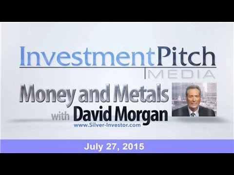 Money & Metals with David Morgan – PRECIOUS-Gold struggles to recover from 5-1/2 year low