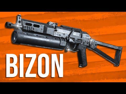 Modern Warfare In Depth: Bizon SMG Review
