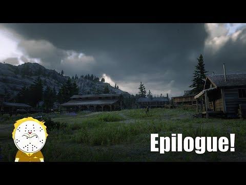 Red Dead Redemption 2 Final Part Epilogue
