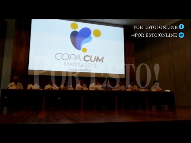 Presentación de la Copa CUM 2019