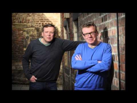 The Proclaimers on BBC Radio Stoke