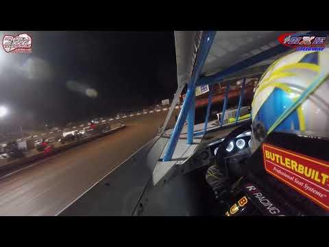Tate McCollum In Car Steelhead/525 Dixie Speedway 4/13/19!