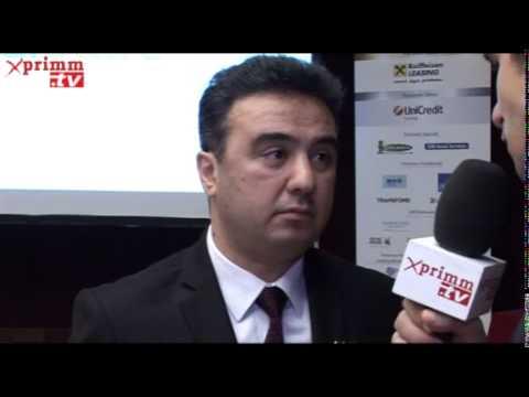 Zafar MUSTAFAEV CEO, Uzbek Leasing International  ALB National Conference 2014