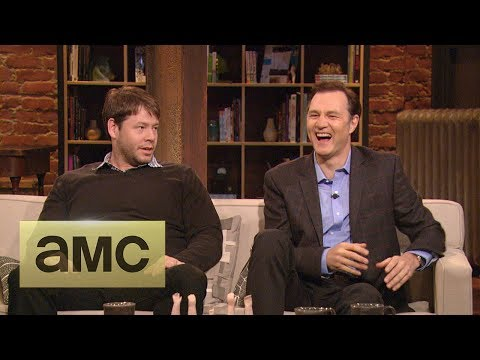 David Morrissey and Ike Barinholtz on Carol: Talking Dead