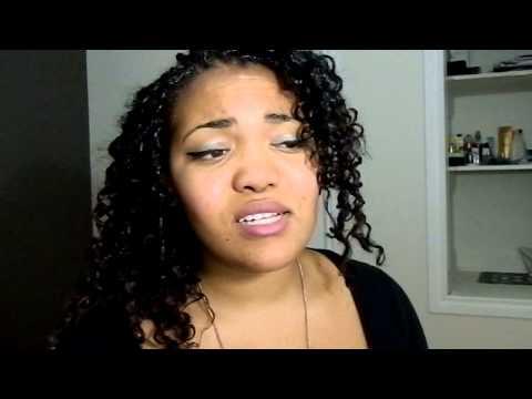 Me singing Freedom by Nicki Minaj