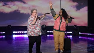 Video Missy Elliott Shocks Viral Video Star Mary Halsey download MP3, 3GP, MP4, WEBM, AVI, FLV Oktober 2018