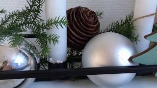 Jak zrobić stroik adwentowy.  Boże Narodzenie