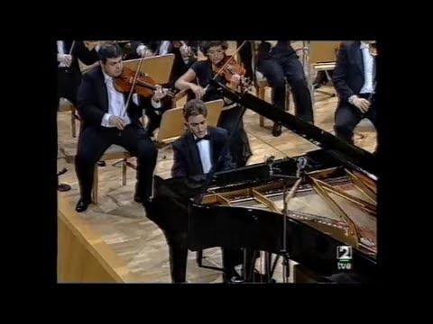 Daniel Ligorio, Orquesta RTVE,Concierto nº5