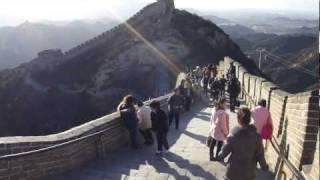 万里の長城 - The Great Wall of China -
