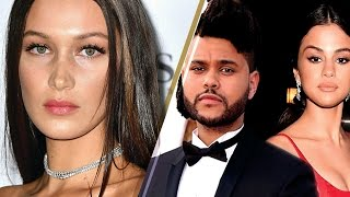 "Bella Hadid Reacts to Ex Boyfriend The Weeknd Dating Selena Gomez: ""Hurt and Pissed"""