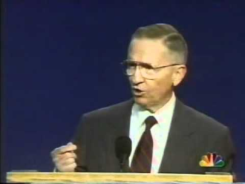Presidential Debate 1992 #1