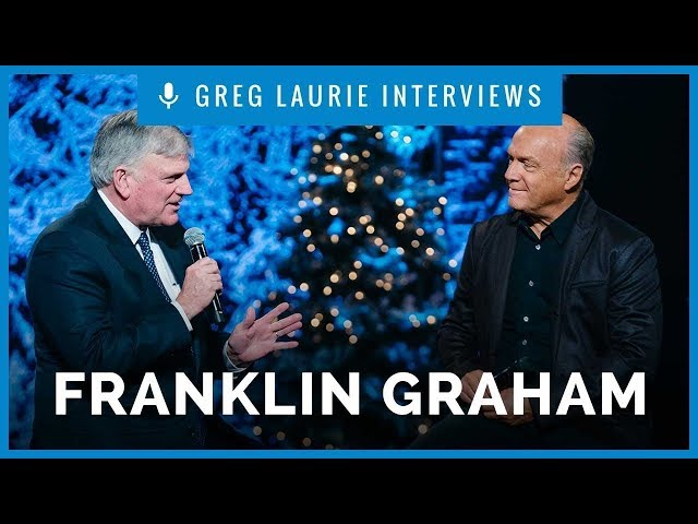 Franklin Graham (2018 Interview): Icons of Faith Series