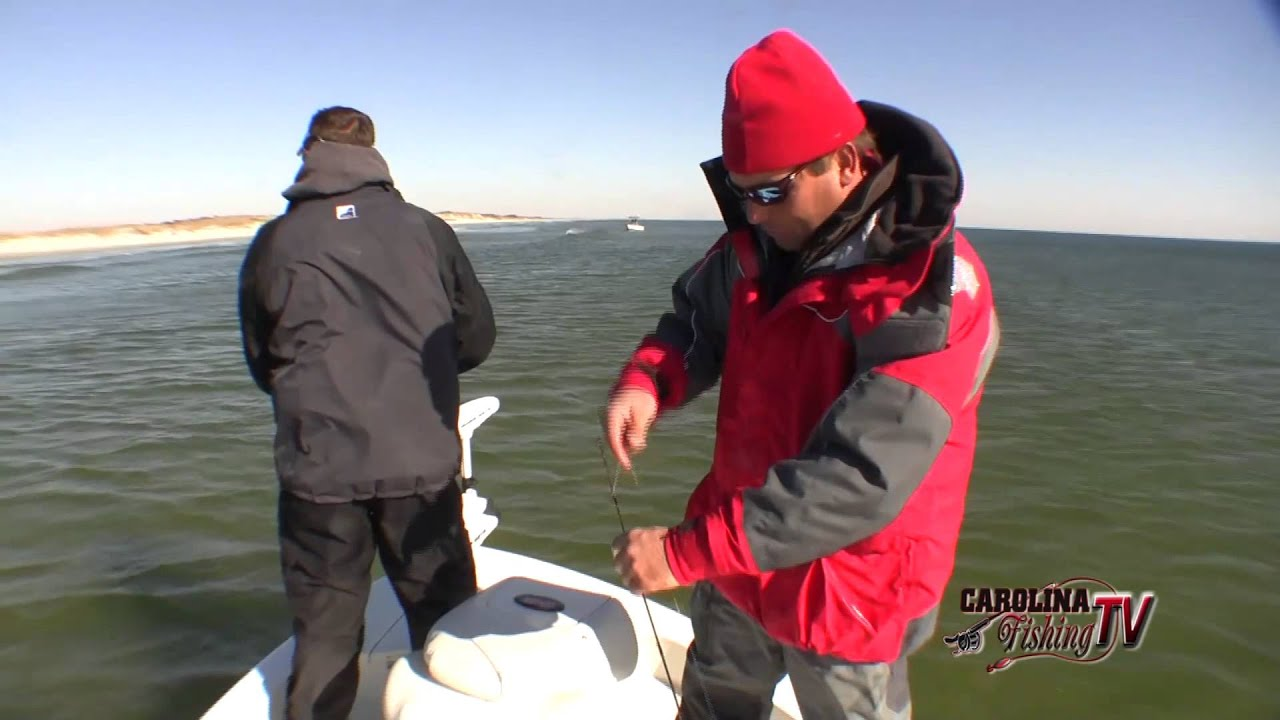 Carolina fishing tv season 3 2 surfing the waves for for Carolina fishing tv
